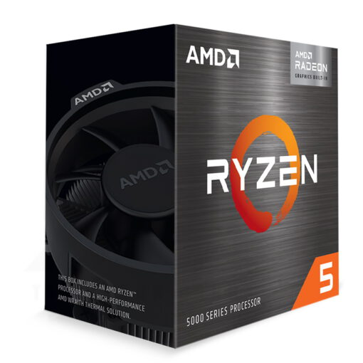 AMD Ryzen 5 5000G Series Processor 1