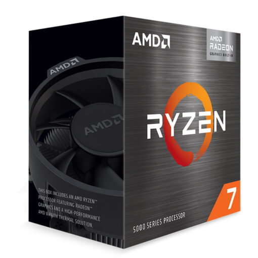 AMD Ryzen 7 5000G Series Processor 1