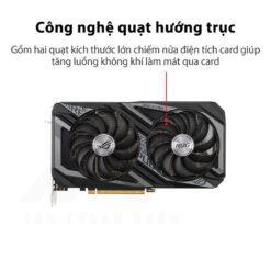 ASUS ROG Strix Radeon RX 6600 XT OC Edition 8G Gaming Graphics Card 2