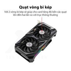 ASUS ROG Strix Radeon RX 6600 XT OC Edition 8G Gaming Graphics Card 3