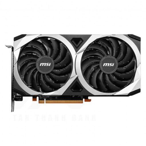 MSI Radeon RX 6600 XT MECH 2X 8GB Graphics Card 2