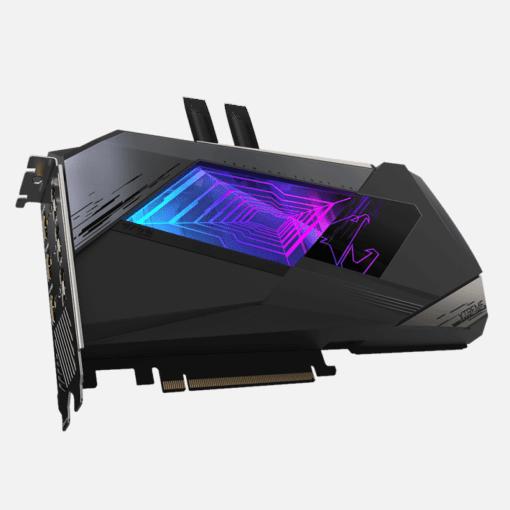 TTD GIGABYTE AORUS GeForce RTX 3080 XTREME WATERFORCE 10G rev. 1.0 1 1