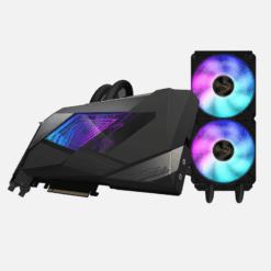 TTD GIGABYTE AORUS GeForce RTX 3080 XTREME WATERFORCE 10G rev. 1.0 4
