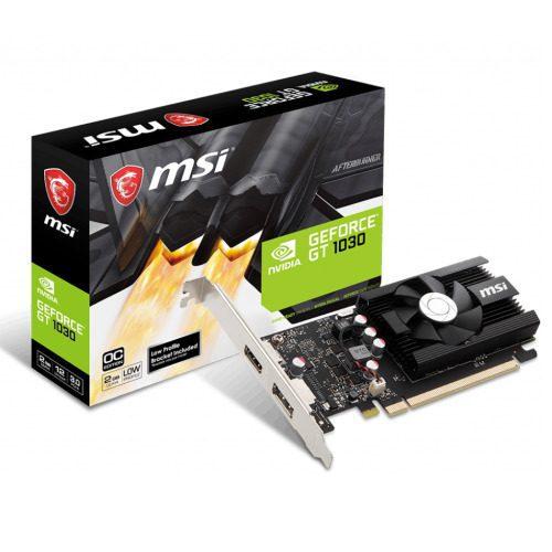 TTD GeForce GT 1030 2GD4 LP OC