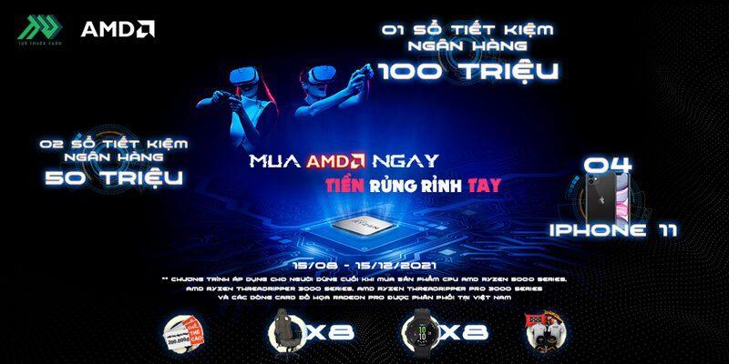 TTD Promotion 202109 MuaAMDNgayTienRungRinhTay WebBanner